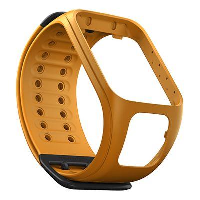 TomTom Large Watch Strap-Syracuse Orange