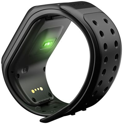 TomTom Runner 2 Cardio Large Heart Rate Monitor-Black-Image 3