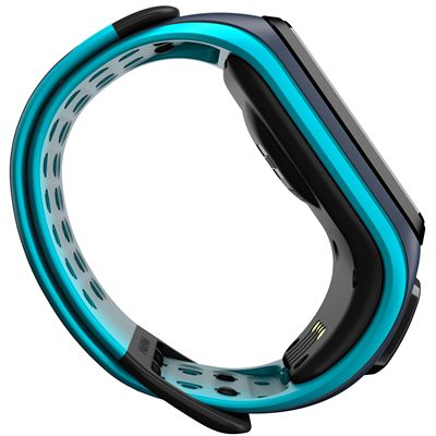 TomTom Runner 2 Cardio Large Heart Rate Monitor-Blue-Image 4