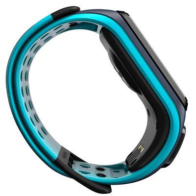 TomTom Runner 2 Cardio Music Large Heart Rate Monitor-Sky Captain Blue-Image 8
