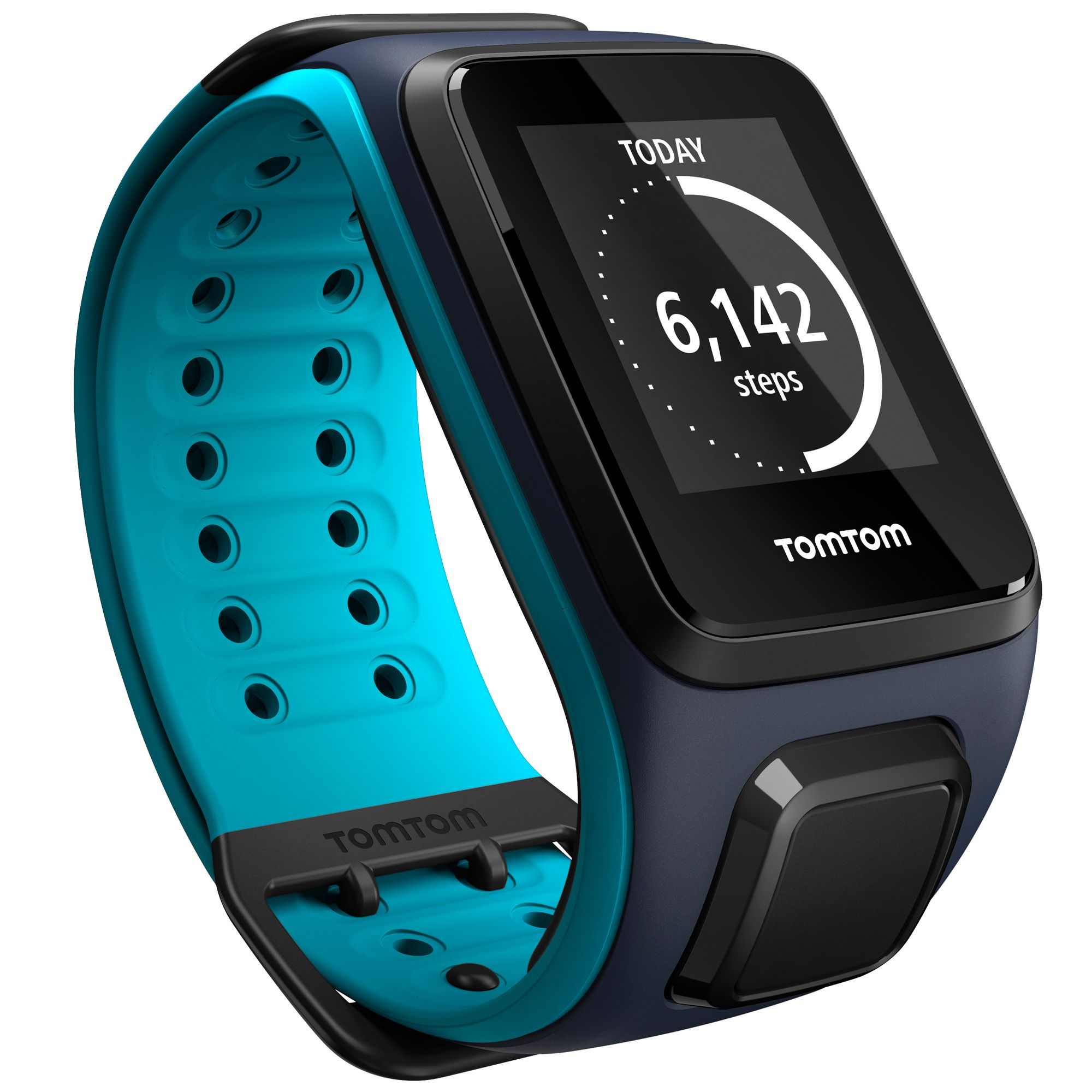 TomTom Runner 2 Cardio Music Large Heart Rate Monitor with ...