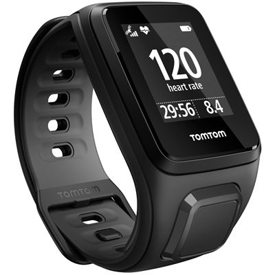 TomTom Runner 2 Cardio - Heart Rate Measurment