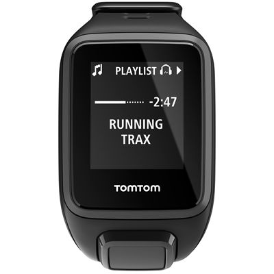 TomTom Runner 2 Cardio Music Small - Front View