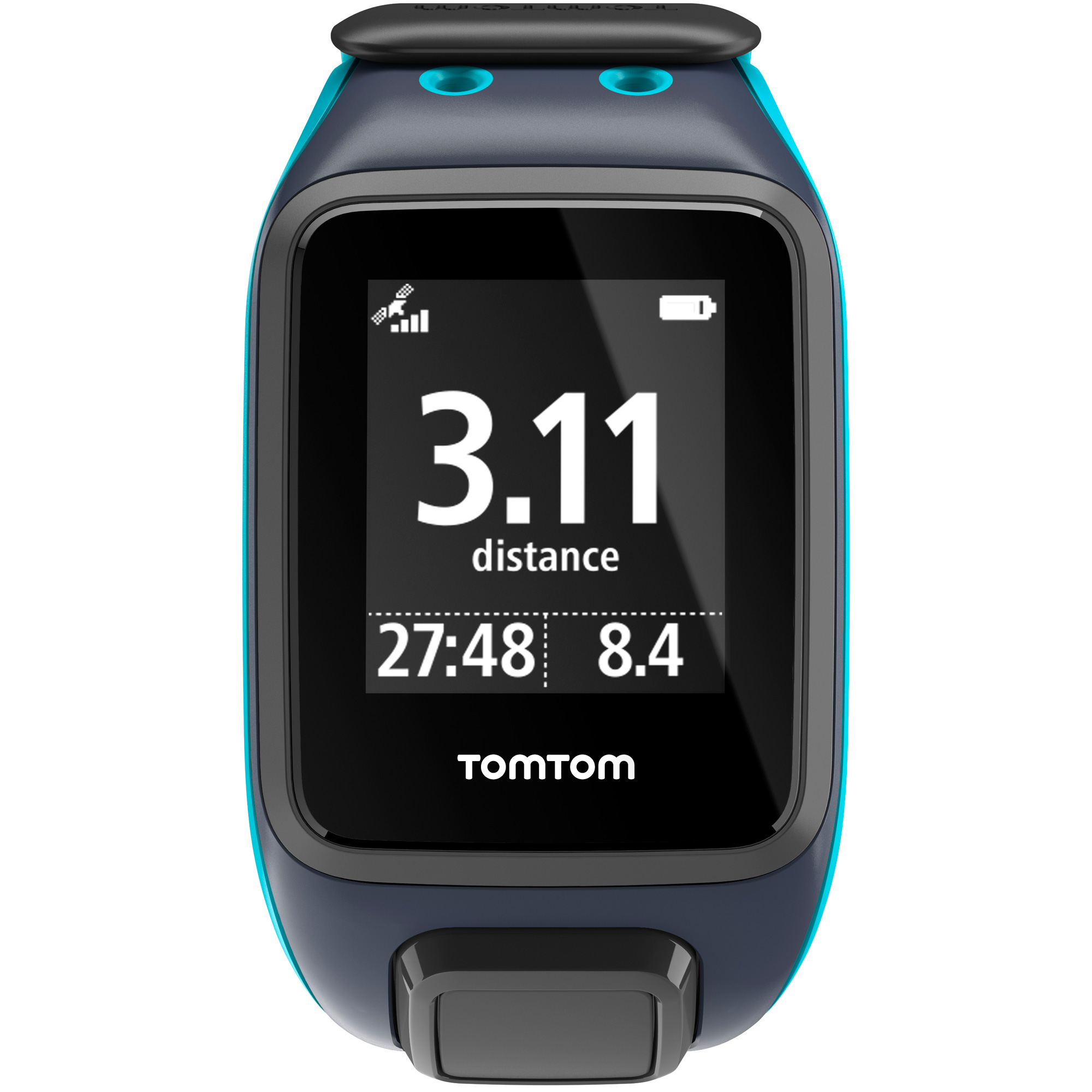 TomTom Runner 2 Large GPS Sports Watch - Blue