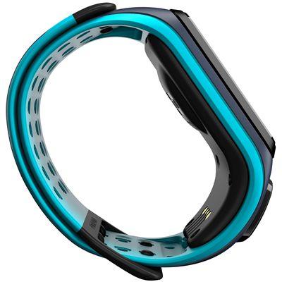 TomTom Runner 2 Large GPS Sports Watch-Scuba Blue-Side