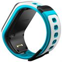 TomTom Runner 2 Small GPS Sports Watch-White and Blue-Back