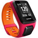 TomTom Runner 3 Cardio Music Small  Heart Rate Monitor-Pink/Orange