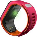 TomTom Runner 3 Cardio Small  Heart Rate Monitor-Pink/Orange-Back