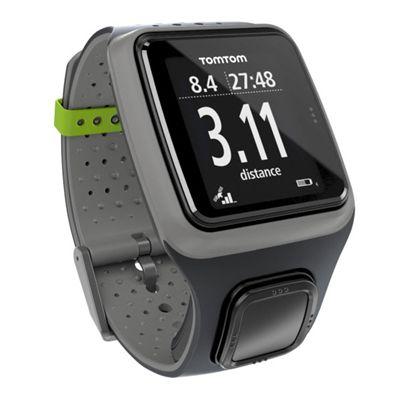TomTom Runner GPS Sports Watch-Dark Grey-Image