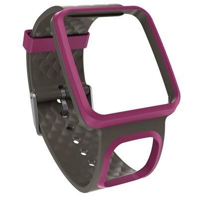 TomTom Slim Comfort Strap - Dark Pink
