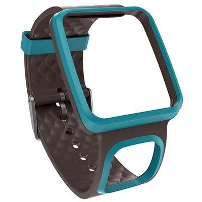 TomTom Slim Comfort Strap - Turquoise