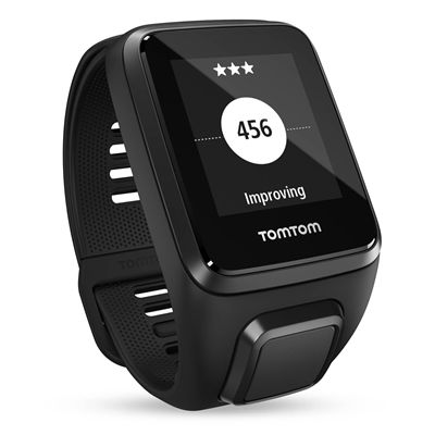 TomTom Spark 3 Cardio Large Heart Rate Monitor - Improoving