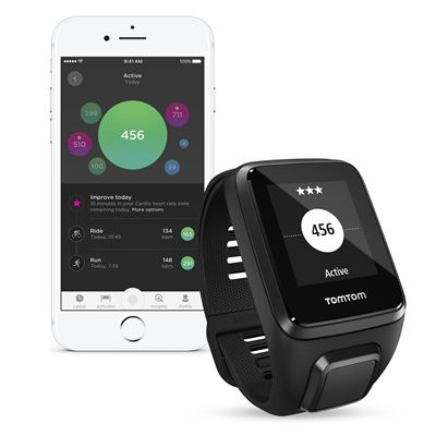 TomTom Spark 3 Large GPS Sports Watch - App3