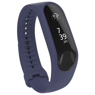 TomTom Touch Cardio Heart Rate Monitor - Indigo - Steps