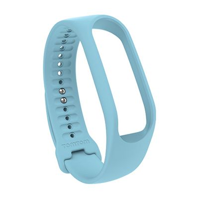 TomTom Touch Small Fitness Tracker Strap-Light Blue