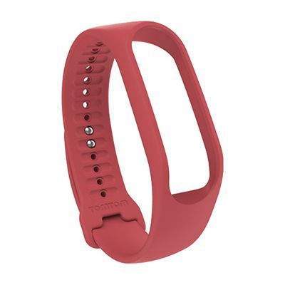 TomTom Touch Small Fitness Tracker Strap-Red