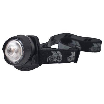 Trespass Flasher Head Torch