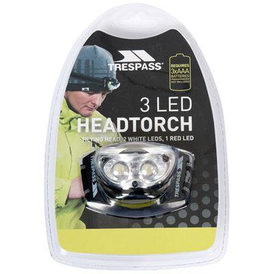 Trespass Guidance LED Head Torch-Packaging