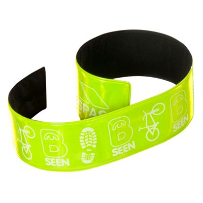 Trespass Snapper High-Visibility Wristband