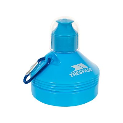Trespass Squeezi Collapsable Water Bottle-Folded