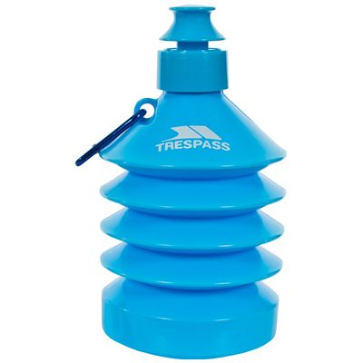 Trespass Squeezi Collapsable Water Bottle