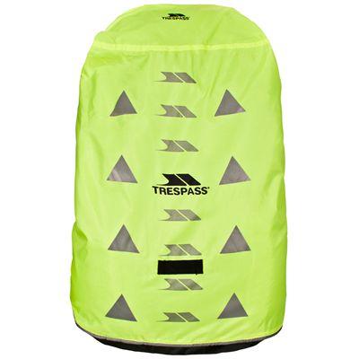 Trespass Sulcata High-Visibility Rucksack Cover