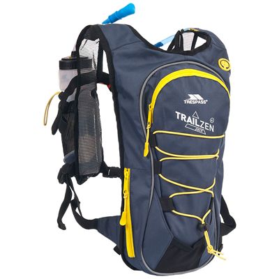 Trespass Trailzen 2L Hydration Running Backpack