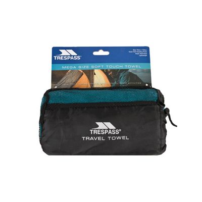 Trespass Wringin Soft Touch Terry Towel-Drawstring Bag