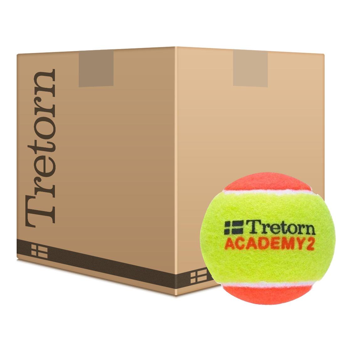 Tretorn Academy Orange Tennis Balls (12 dozen)