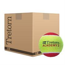 Tretorn Academy Red Felt Tennis Balls (6 dozen)