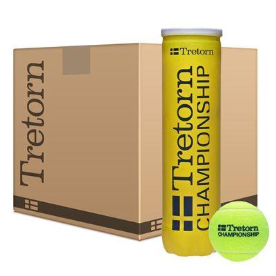 Tretorn Championship Tennis Balls (6 dozen)