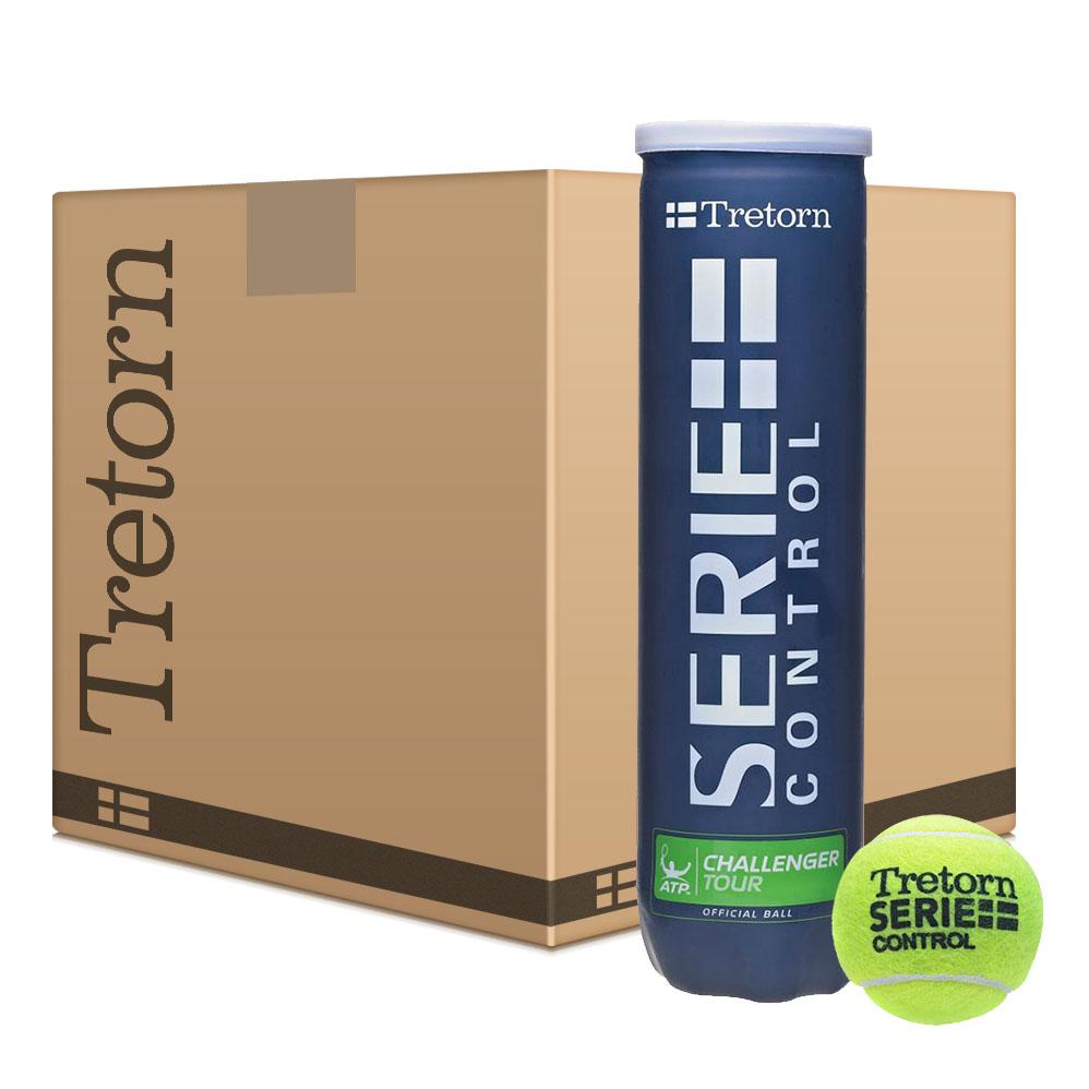 Tretorn Serie Control Tennis Balls (12 dozen)