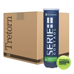 Tretorn Serie+ Control Tennis Balls (12 dozen)