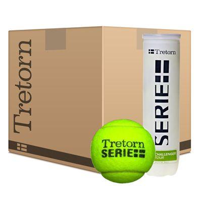 Tretorn Serie+ Tennis Balls (12 dozen)