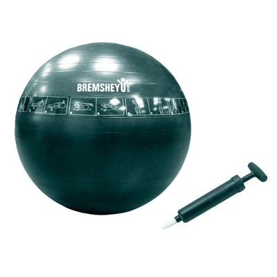Tunturi Classic Anti-Burst Gym Ball - black