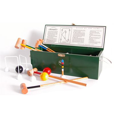 Uber Games Carpet Croquet Set