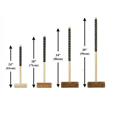 Uber Games Family Croquet Mallets