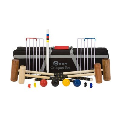Uber Games Family Croquet Set
