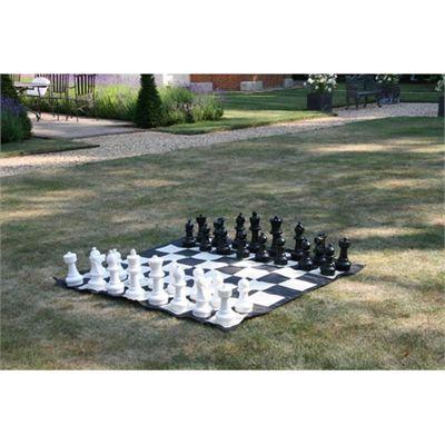 Uber Games Garden Chess Mat Image 2