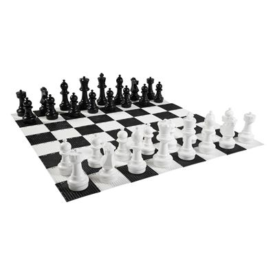 Uber Games Garden Chess Angle View
