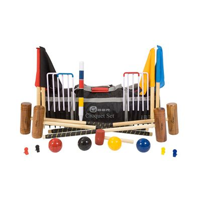 Uber Games Garden Croquet Set 1 - Nylon Bag