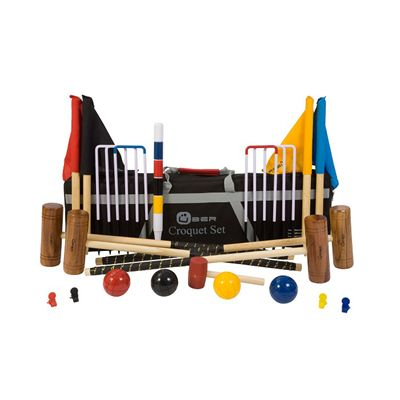 Uber Games Garden Croquet Set 2 - Tool kit bag