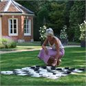 Uber Games Garden Draughts during playing