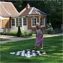 Uber Games Garden Draughts during playing image