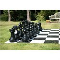 Uber Games Giant Chess - black figures