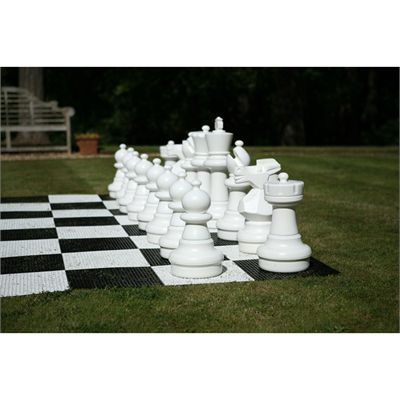 Uber Games Giant Chess - white figures