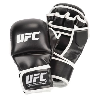 UFC Training and Bag Gloves