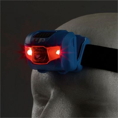 Ultimate Performance 4 Mode Ultimate Head Torch - Red Light