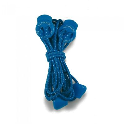 Ultimate Performance Elastic Laces - Blue