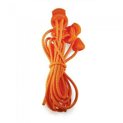 Ultimate Performance Elastic Laces - Orange